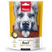 Wanpy для собак соломка из вяленой говядины