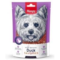 Wanpy для собак утиные сосиски