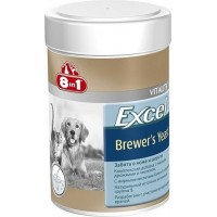 Пивные дрожжи 8in1 Excel для кошек и собак