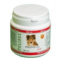 POLIDEX® Polivit-Ca plus 150 Tab