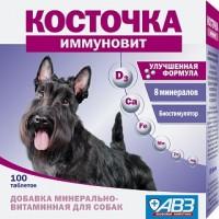 Косточка  иммуновит, 100таб