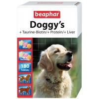 Витамины Beaphar Doggy's Mix для собак, 180таб