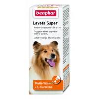 Витамины Beaphar Doggy's Laveta Super для собак, 50мл