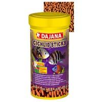 Корм Dajana Cichlid Sticks палочки для цихдид