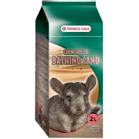 Песок для шиншилл Verselr-laga Chinchilla Bathing Sand 2 л