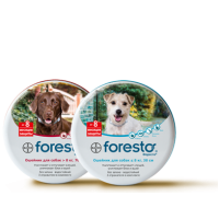 Foresto для собак