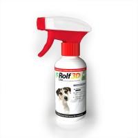 RolfClub 3D спрей от клещей и блох для собак, 200мл