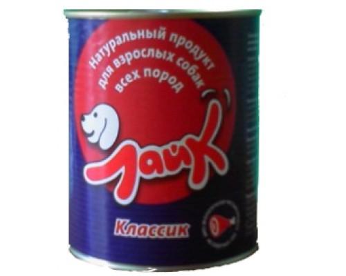 Обзор консерв для собак Лайк Классик