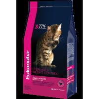 Eukanuba для стерилизованных кошек