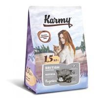 Karmy для котят породы Британская Короткошерстная Series