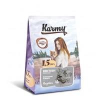 Karmy для кошек породы Британская Короткошерстная