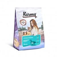 Karmy для кошек, склонных к пищевой аллергии,с уткой