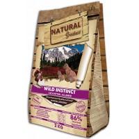 Natural Greatness Wild Instinct Recipe с индейкой, для кошек всех возрастов