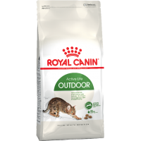 Royal Canin для активных кошек, бывающих на улице