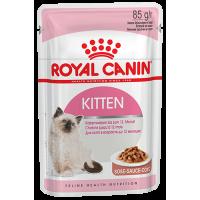 Royal Canin Kitten Instinctive (в соусе), для котят