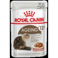Royal Canin Ageing +12(в соусе) для кошек старше 12 лет. 85г
