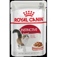 Royal Canin Instinctive (в соусе) для кошек старше 1 года, 85г