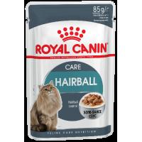 Royal Canin Hairball Care (в соусе) Для взрослых кошек, 85г