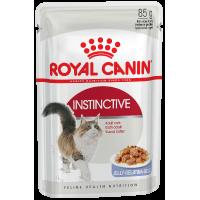 Royal Canin Instinctive (в желе) для кошек старше 1 года, 85г