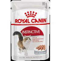 Royal Canin Instinctive (в паштете) для кошек старше 1 года, 85г