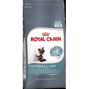 Корм Royal Canin Hairball Care для кошек, в целях профилактики образования волосяных комочков в желудочно-кишечном тракте, 2кг