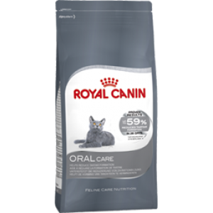 Корм Royal Canin Oral Care  для кошек профилактика образования зубного камня и зубного налёта, 8кг