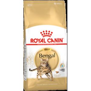 Корм Royal Canin Bengal Adult  для кошек бенгальской породы в возрасте от 1 года и старше, 2кг