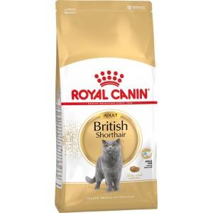 Корм для кошек Royal Canin британской короткошерстной породы, 2кг
