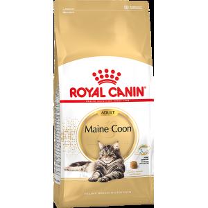 Royal Canin Maine Coon Adult для кошек породы мейн-кун старше 15 месяцев, 2кг