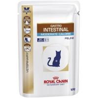 Royal Canin Gastro Intestinal Moderate Calorie Диета для кошек при нарушении пищеварения, 100г