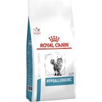 Royal Canin Hypoallergenic DR 25 Диета для кошек при пищевой аллергии/непереносимости