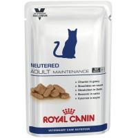 Royal Canin Neutered Adult Maintenance, для кастрированных/стерилизованных котов и кошек. 0,1 кг