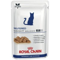 Royal Canin Neutered Weight Balanse Для кастрированных/стерилизованных котов и кошек, склонных к избыточному весу, 0,1 кг