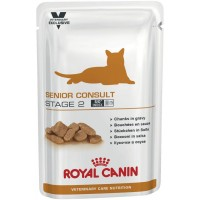 Royal Canin Senior Consult Stage 2, для котов и кошек старше 7 лет, 0,1кг