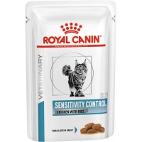 Royal Canin Sensitivity Control Feline для кошек при пищевой аллергии/непереносимости, 0,85г