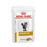 Royal Canin Urinary S/O для кошек при мочекаменной болезни (паштет) 0,085г