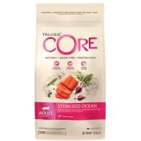 Core для стерилизованных кошек из лосося