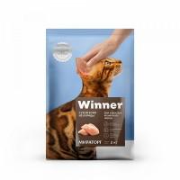 Winner для взрослых кошек, курица, 2 кг