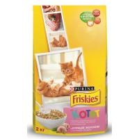 Корм FRISKIES для котят