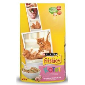 Сухой корм FRISKIES для котят, 2кг