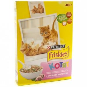Сухой корм FRISKIES для котят 400г