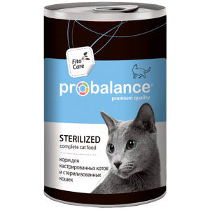 Консервы Probalance Sterilized, 415г