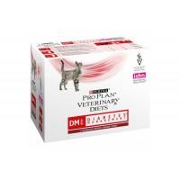 Purina Pro Plan DM для кошек с диабетом, говядина 85 г