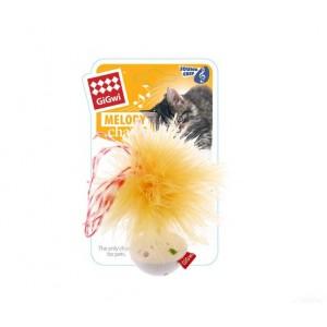 GiGwi электронная игрушка для кошек Pet Droid, Фезер Воблер