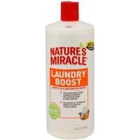 Средство для стирки Nature's Miracle Laundry Boost для уничтожения пятен, запахов и аллергенов 945 мл