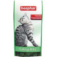 Подушечки Beaphar Catnip Bits с кошачьей мятой для кошек и котят,35г