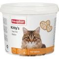 Витамины для кожи и шерсти кошки
