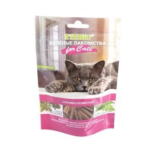 Вяленые лакомства TiTBiT Соломка ароматная для кошек, 40 г