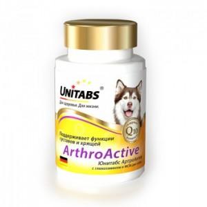 Unitabs ArthroАctive для поддержания функции суставов и хрящей 100 табл
