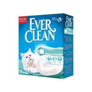 Наполнитель Ever Clean Aqua Breeze с ароматом морского бриза 10 кг